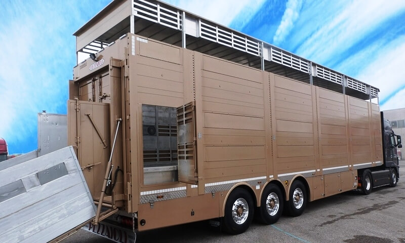 Transportul animalelor